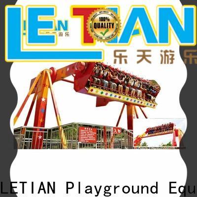 LETIAN 16 seats extreme theme park wholesale playground