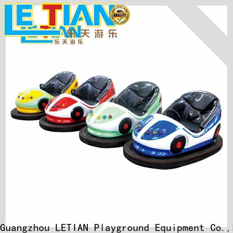 LETIAN Wholesale bumper cars ride factory zoo