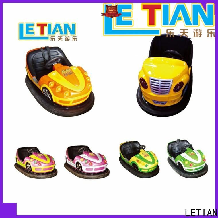 LETIAN lt7068a kids bumper cars for business park