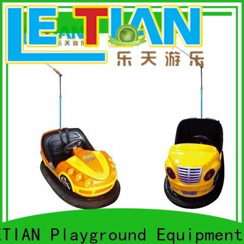 LETIAN electric bumper car games Supply entertainment