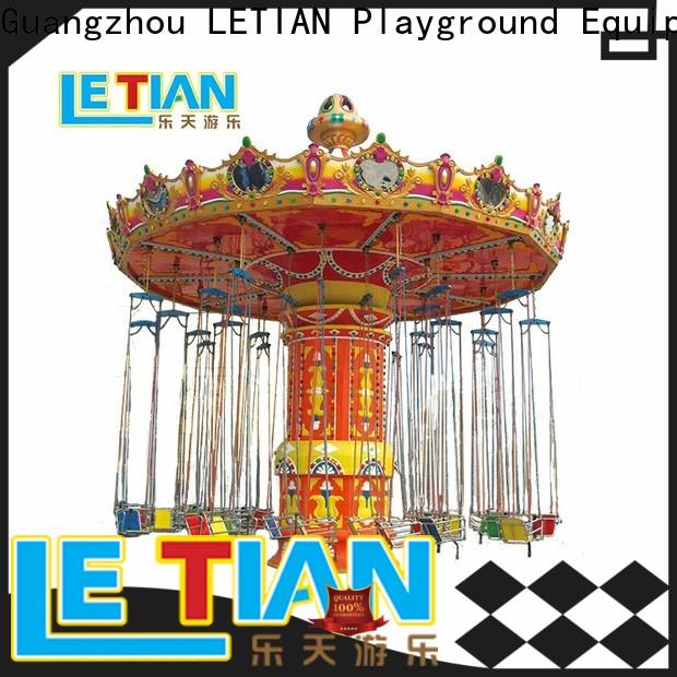 LETIAN Best carnival swing ride Suppliers theme park