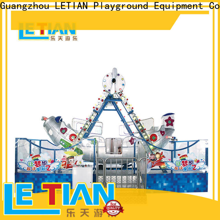 LETIAN outdoor fun amusement parks tourists mall