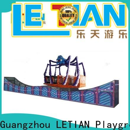 LETIAN entertaining pirate ride for kids theme park