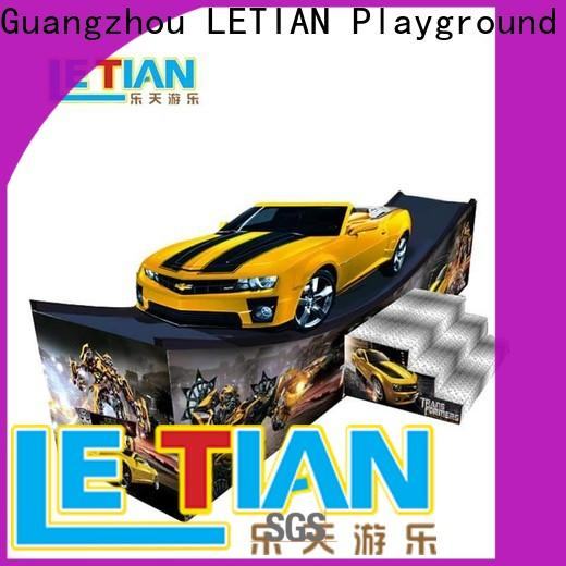 LETIAN disco fun amusement parks student mall