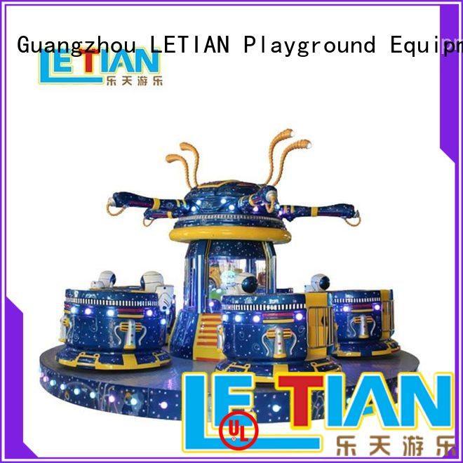 LETIAN electric indoor amusement park supplier playground