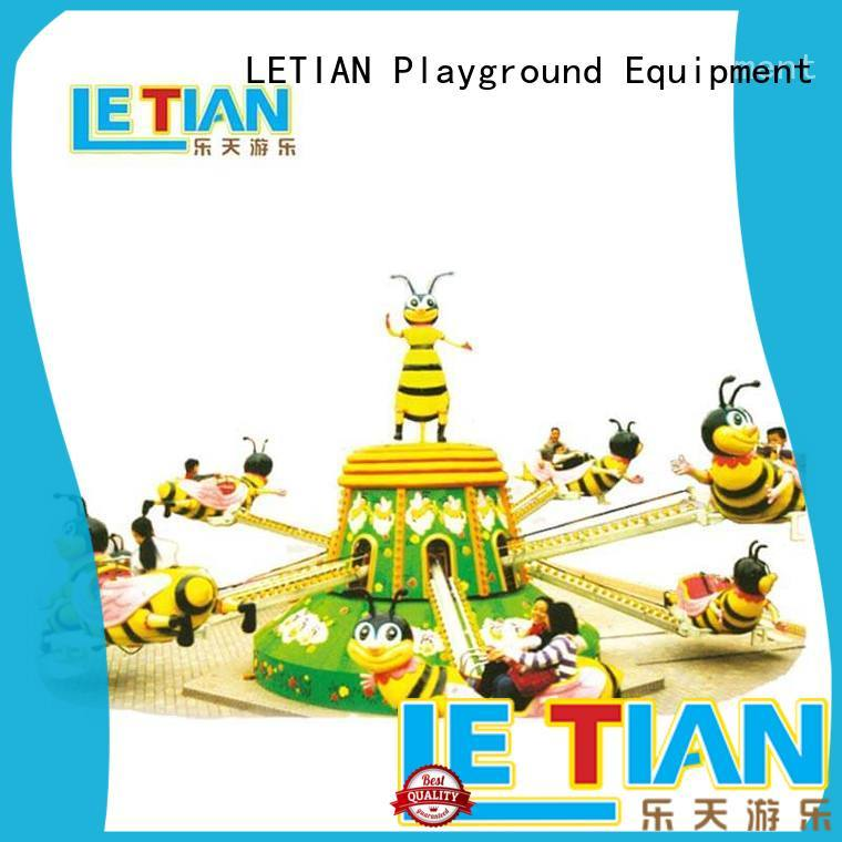 High-quality funfair rides shopping manufacturer