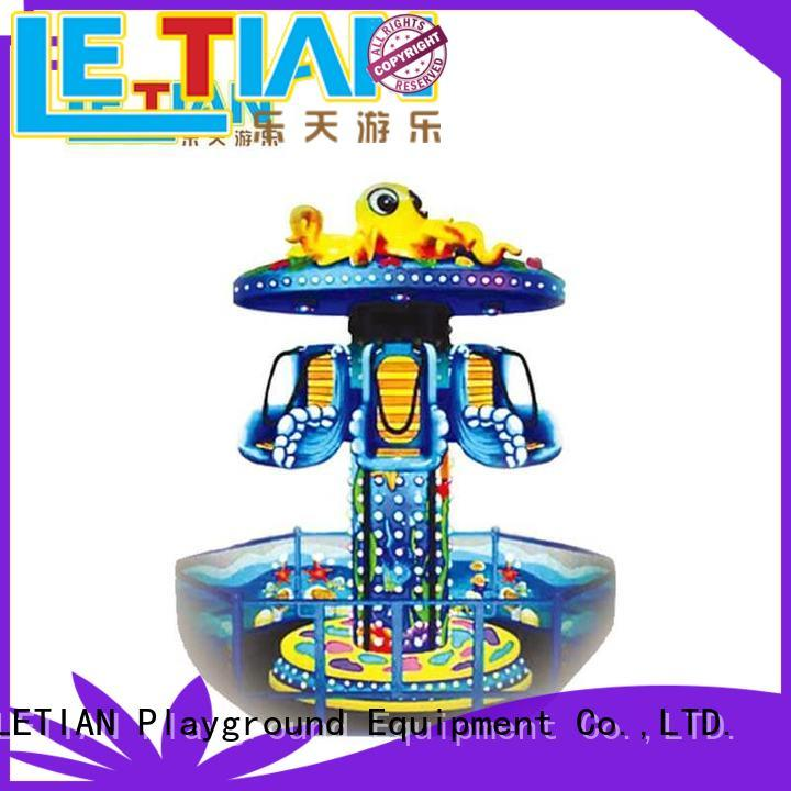 LETIAN Self-control funfair equipment for kids playground