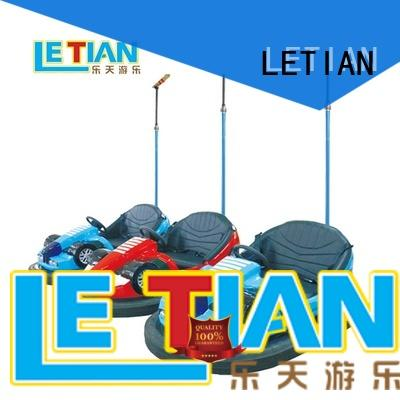 LETIAN lt7073a bumper car games factory amusement park