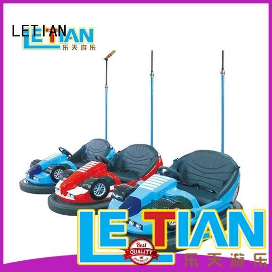 LETIAN lt7068a bumper car manufacturers manufacturers park