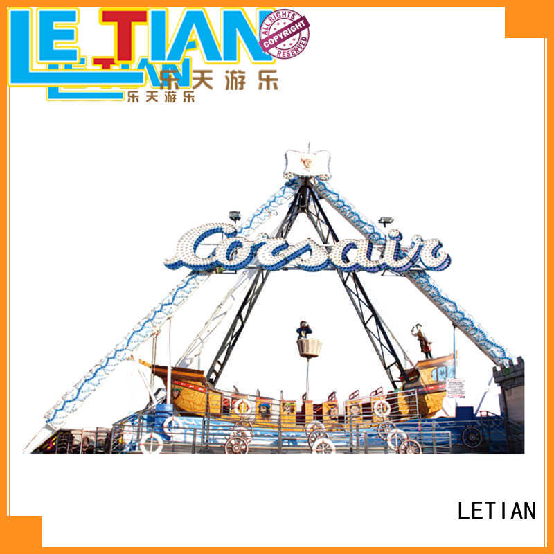 LETIAN outdoor best amusement parks supply mall