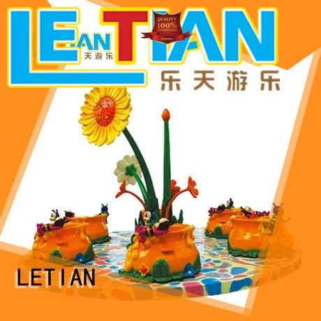 LETIAN lt7067c cup ride supplier playground