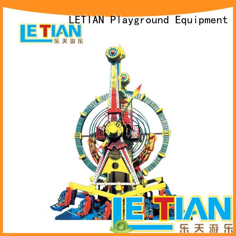 LETIAN park Small Pendulum tourist children's palace