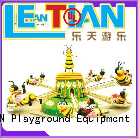 LETIAN safe theme park rides for sale playground