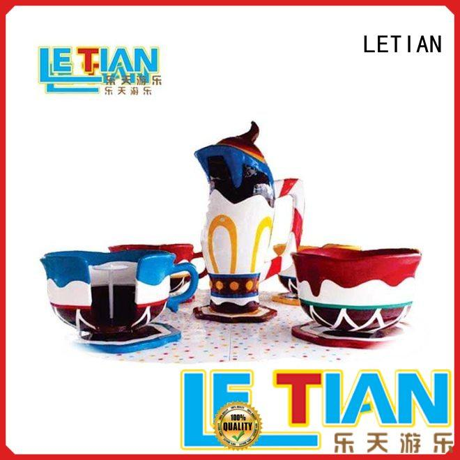 LETIAN fierce indoor amusement park facility amusement park
