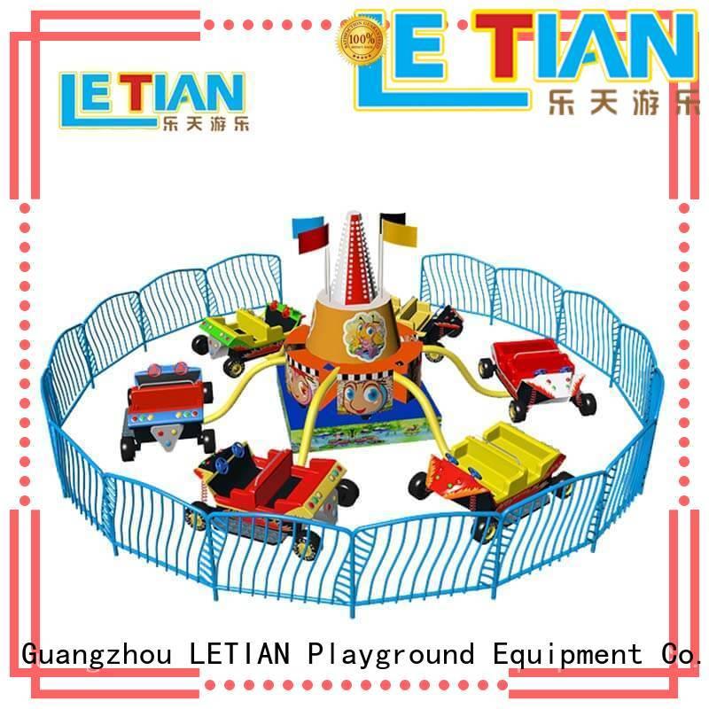 LETIAN kiddie theme park rides company life squares