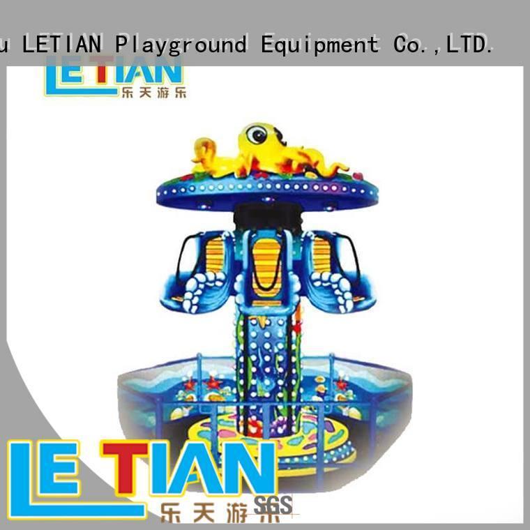 LETIAN drive amusement park for sale for child park