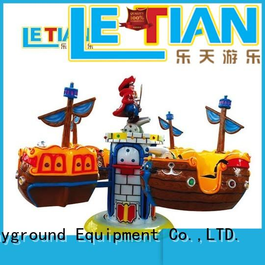8 seats kids mini rolling and lifting plane ride for shopping mall LT-7049A