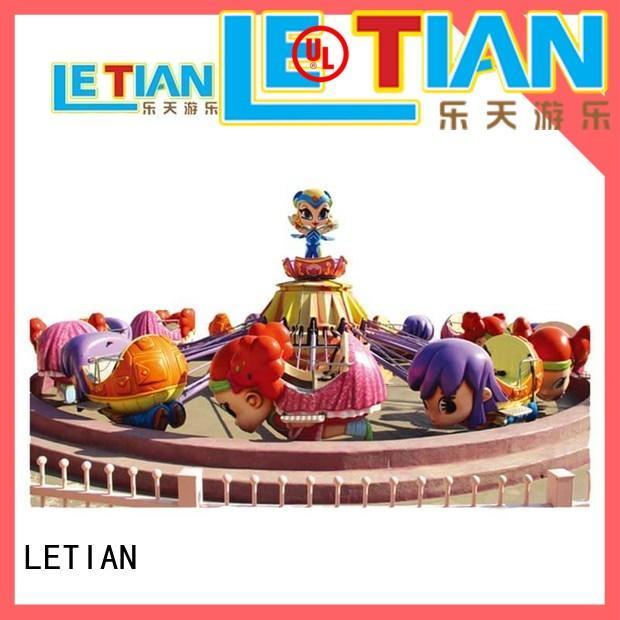 LETIAN mall amusement equipment for children theme park
