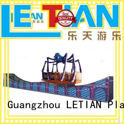 LETIAN amusing rides for kids mall