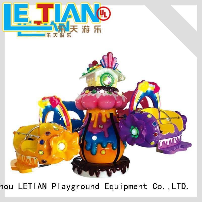 LETIAN professional common carnival rides park