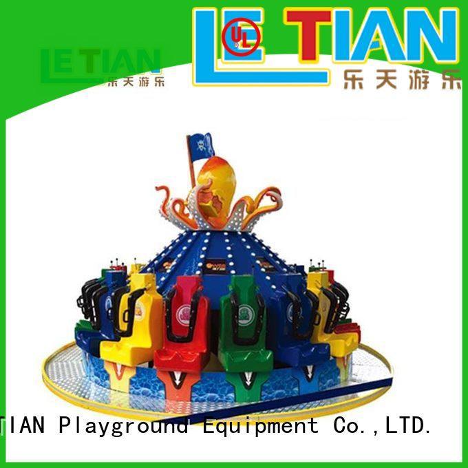 LETIAN rotating indoor amusement park wholesale playground