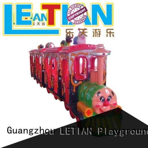 LETIAN orbit amusement park train rides for sale lt7087b park playground
