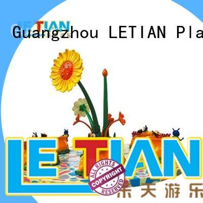 LETIAN lt7065b outdoor playground equipment wholesale playground