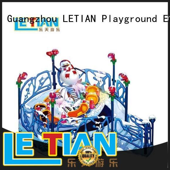 LETIAN agent types of amusement park rides factory amusement park