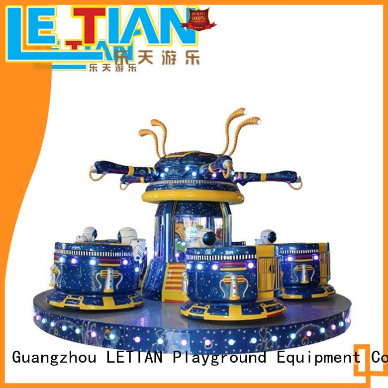 LETIAN interesting ride cup factory theme park