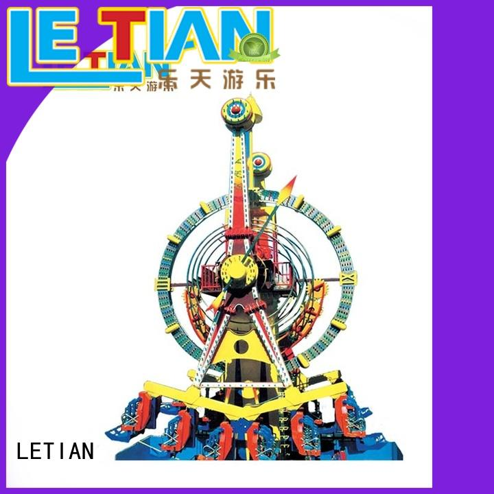 LETIAN windmill big pendulum for sale children's palace