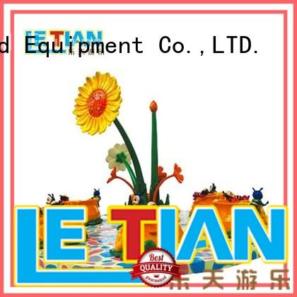 LETIAN penguin outdoor playground equipment supplier amusement park