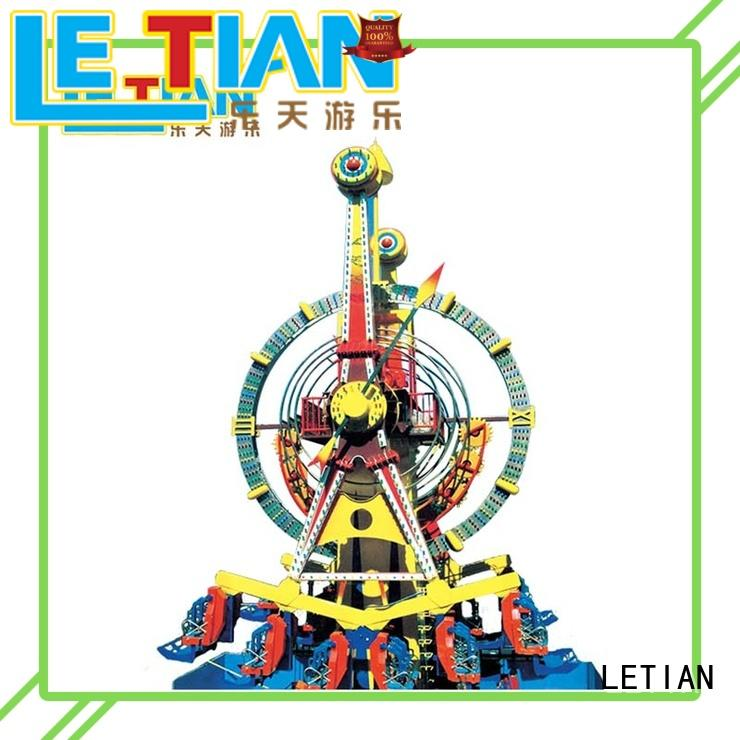 LETIAN interesting big pendulum ride for adults park playground