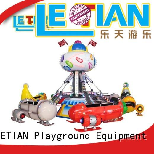 LETIAN Top amusement equipment for business life squares