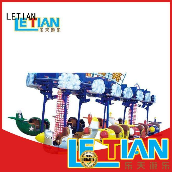 LETIAN outdoor kiddy ride supply mall