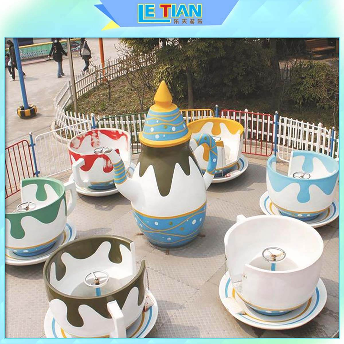 amusing amusement park rides rotating supplier playground-2