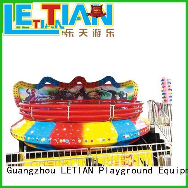 LETIAN amusing ride cup factory amusement park