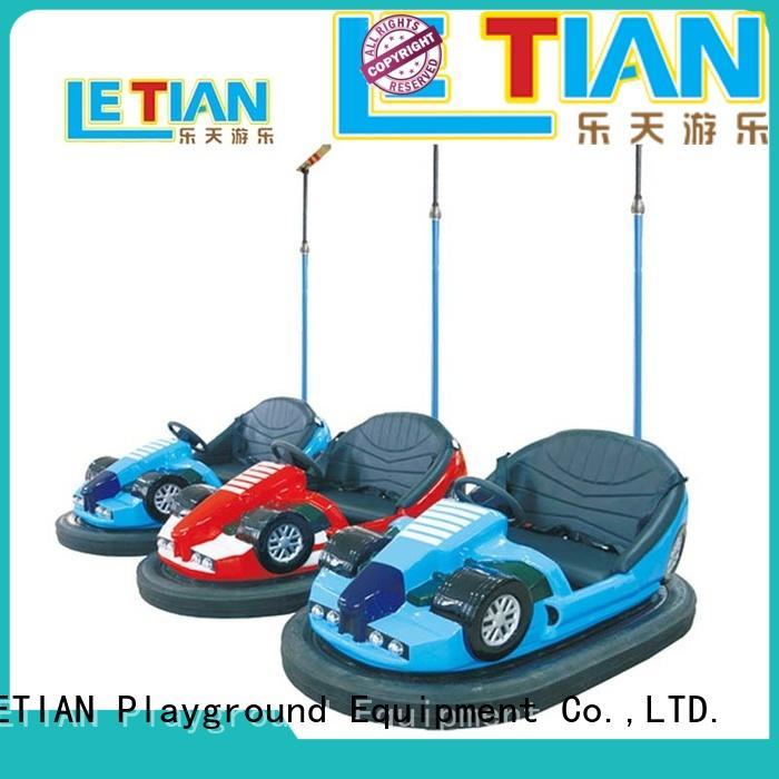 play bumper cars lt7073a park LETIAN