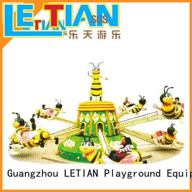 LETIAN professional fair rides manufacturer life squares