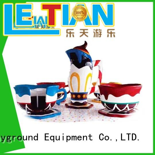 rotating spinny rides supplier playground LETIAN