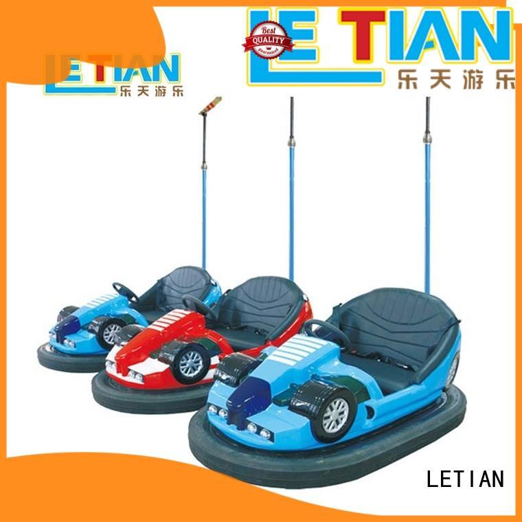 antenna kids bumper cars for sale zoo LETIAN