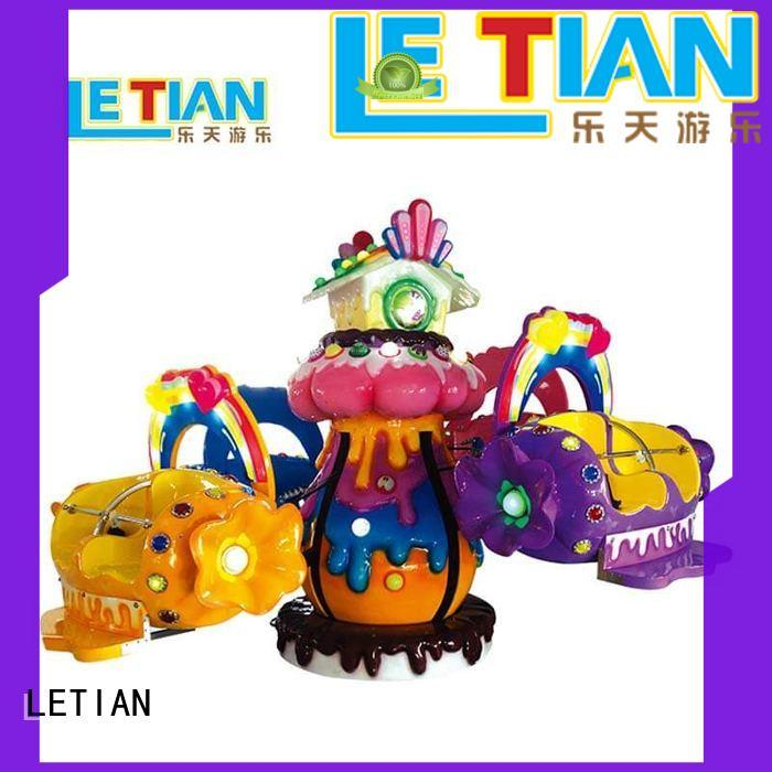 LETIAN New carnival rides for sale for business playground