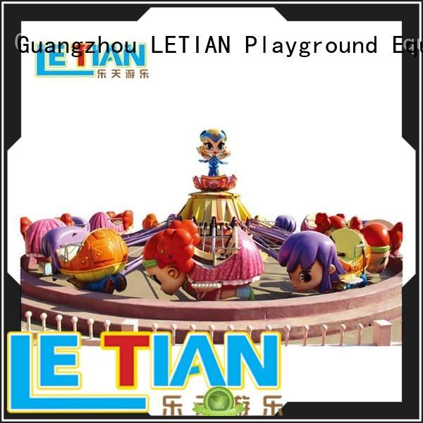 LETIAN mall fairground rides theme park