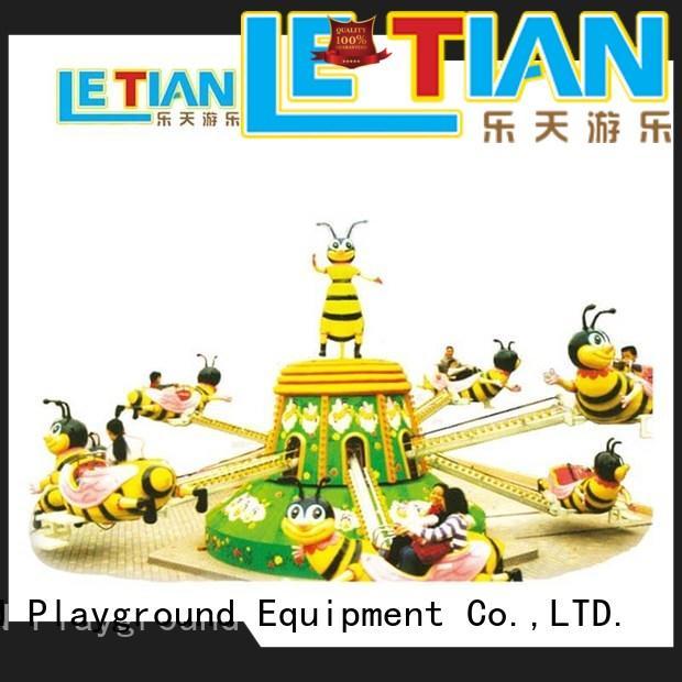LETIAN professional funfair equipment company life squares