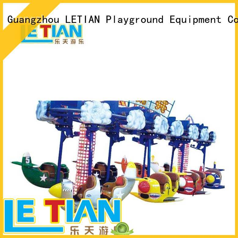 LETIAN frp rides for kids supply playground
