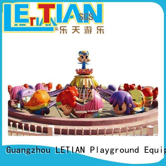 LETIAN New funfair equipment for children theme park