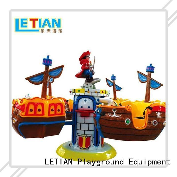 LETIAN dancing new carnival rides for kids playground