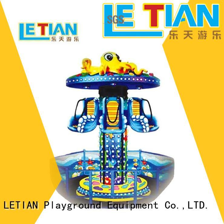 LETIAN mini common carnival rides manufacturer children's palace