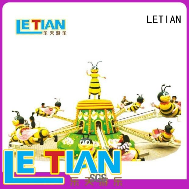 LETIAN design carnival rides for sale company children's palace