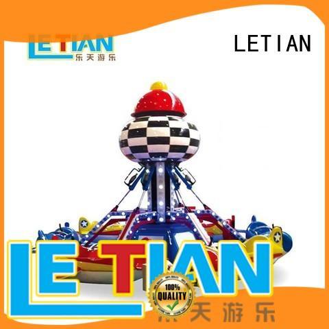 LETIAN Custom amusement equipment manufacturers theme park