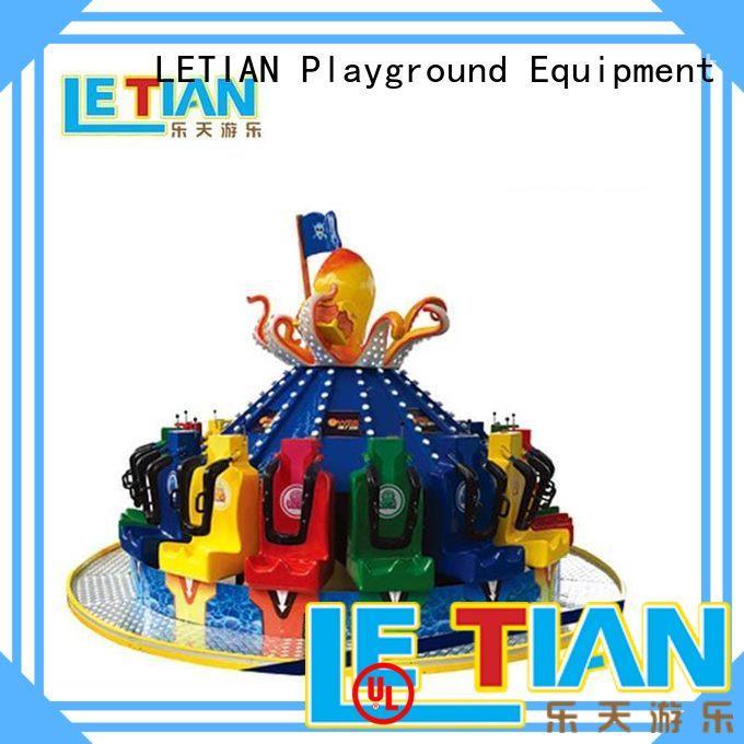 LETIAN go spinning teacups facility amusement park